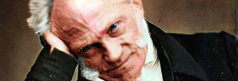 Arthur Schopenhauer fotoritratto