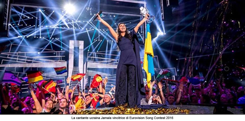 Dalla guerra nel Donbass all'Eurofestival Per l'Ucraina continua la ricerca della serenità