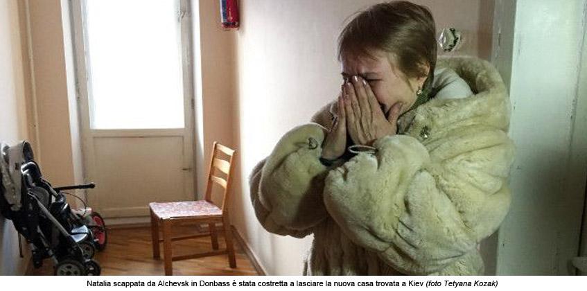 GIORNATA DEL RIFUGIATO E UCRAINA</br>Ucraina: oltre due milioni il numero dei rifugiati a causa della guerra nel Donbass