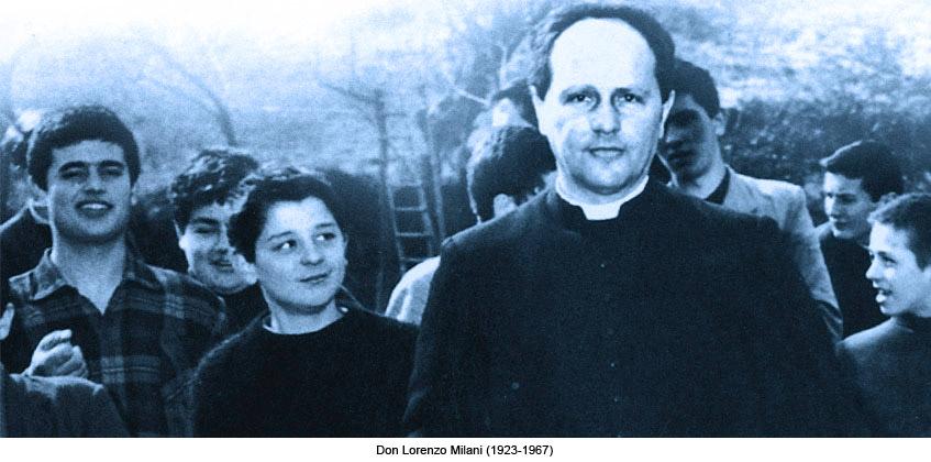 Don Milani e il suo messaggio a proposito dell'inclusione