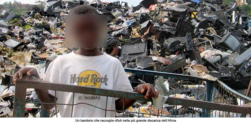 Ghana: dai rifiuti all'oro nero Ma a che prezzo