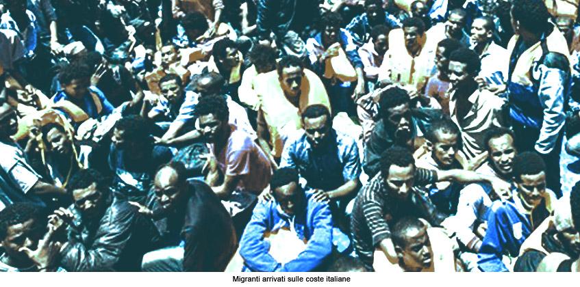 OLTRE IL VELO – TESTIMONIANZE</br>L'Africa terra di conquista (e scorrerie) Per l'Occidente &#8220;prosperoso&#8221;