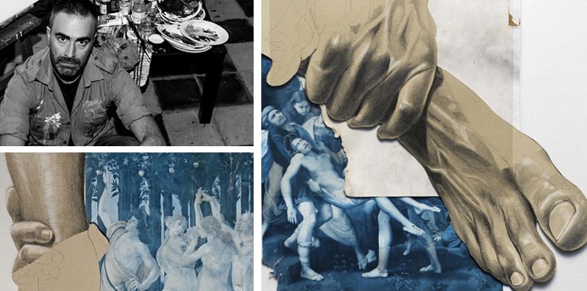 La pittura di Giuseppe Ciracì: un'epifania di ritratti inaspettati
