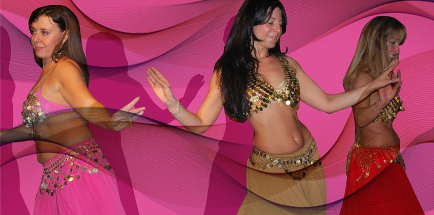 Danza orientale: la serenità per l'altra metà del cielo