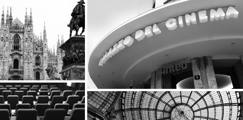 Milano capitale del cinema d'arte