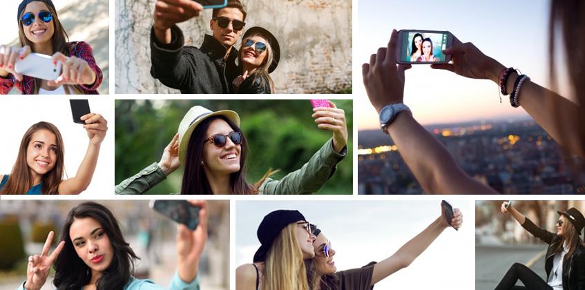 Selfie: luci e ombre dell'autoscatto