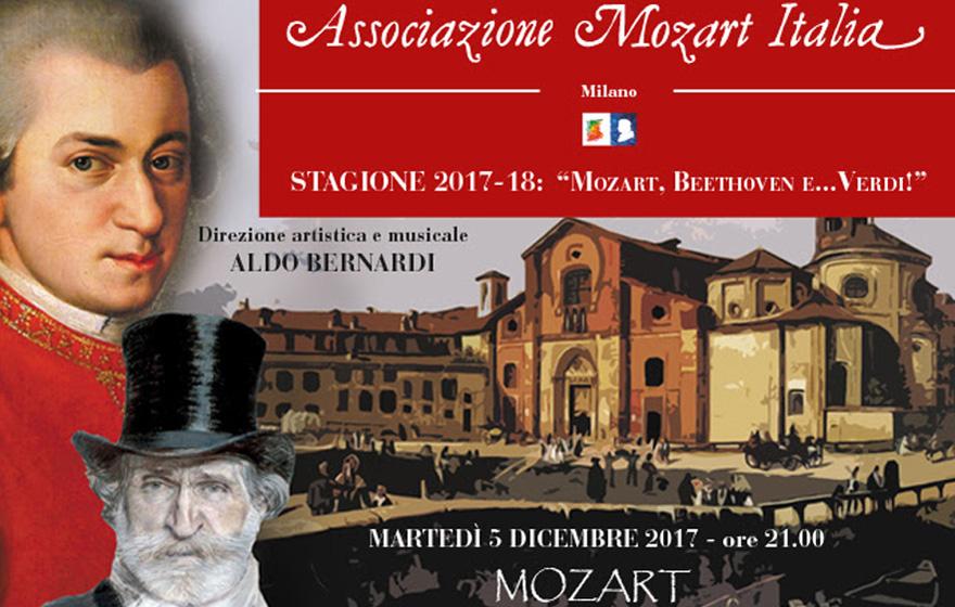 Mozart, il Requiem a Milano