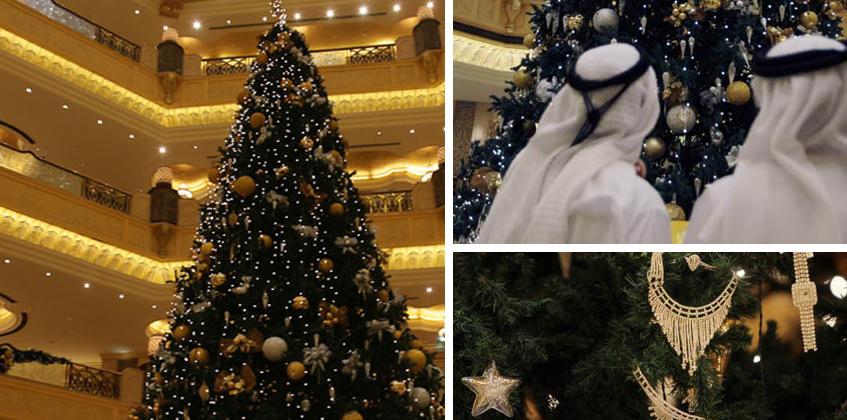 L'albero di Natale più costoso del mondo