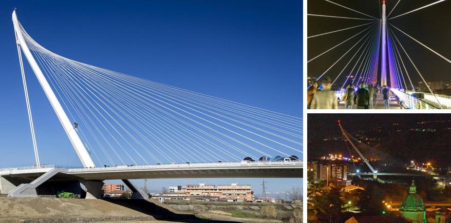 A Cosenza il ponte più alto d'Europa