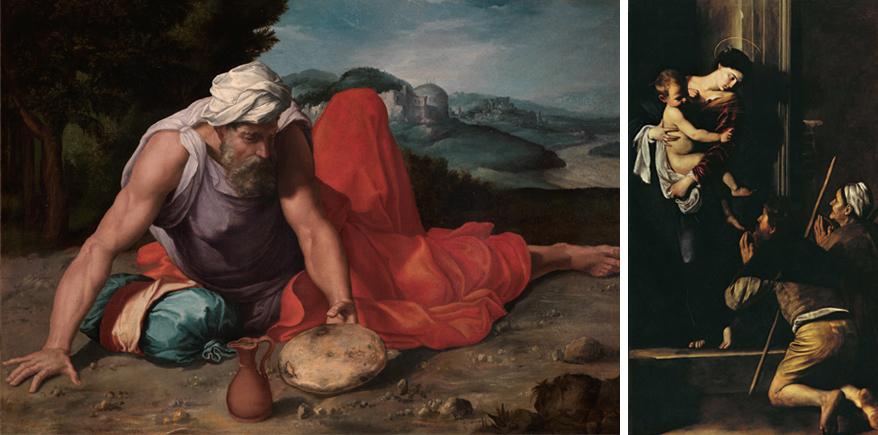 Un secolo affascinante per un'arte senza età: una mostra da Michelangelo a Caravaggio