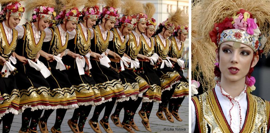 Festival Internazionale di danza tradizionale Bulgara