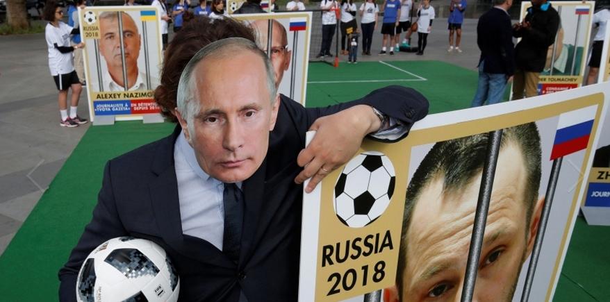 Fifa World Cup in Russia <BR>e la coscienza pubblica