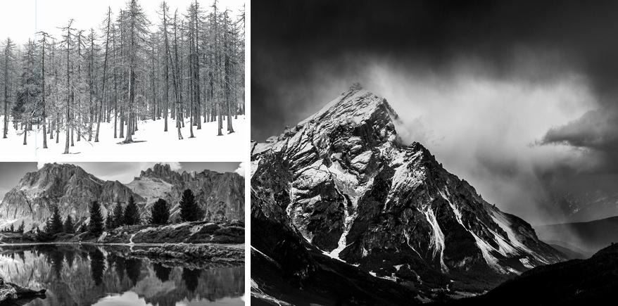 Dolomiti tra cammini e sguardi: le fotografie di Manuel Cicchetti