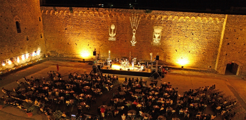 Jazz & Wine in Montalcino  con star italiane ed internazionali