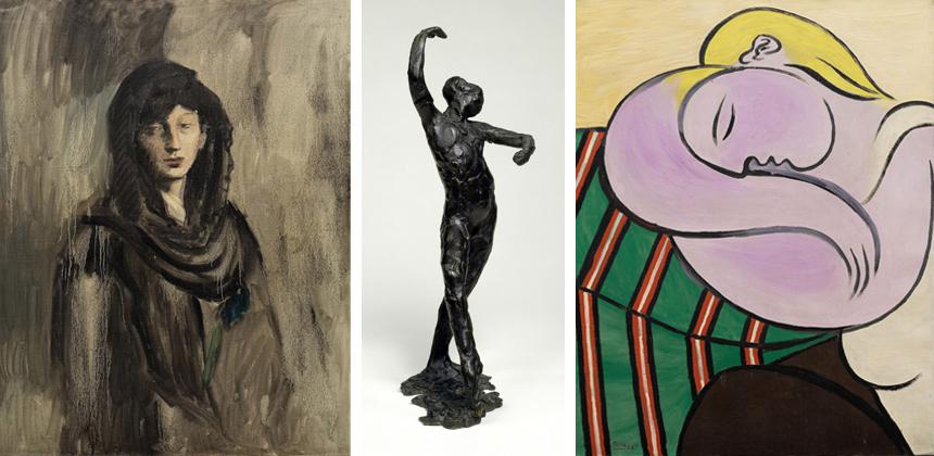 A Milano la collezione Tannhauser con cinquanta capolavori