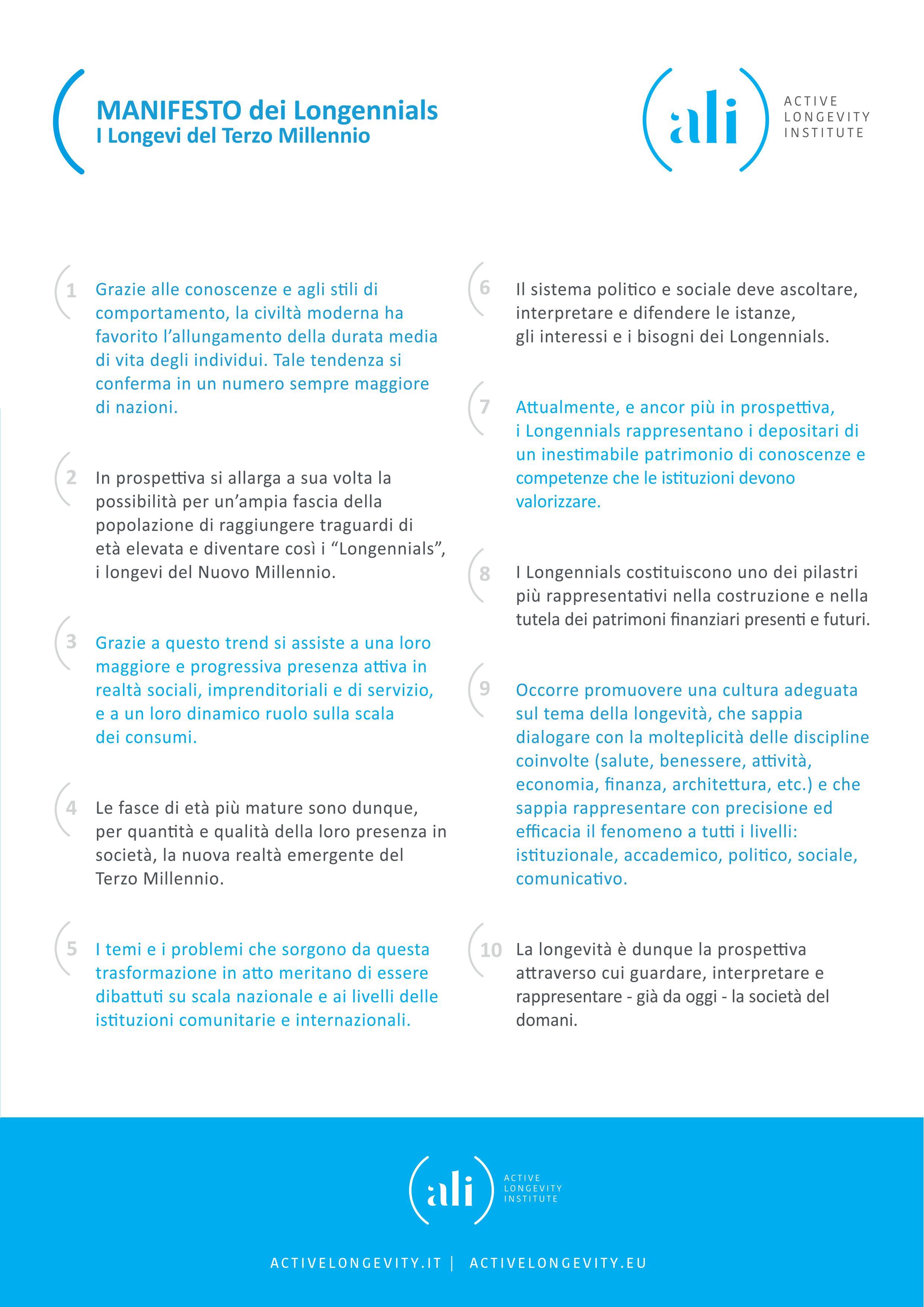 Il Manifesto dei Longennials, Con chi riparte l'economia?