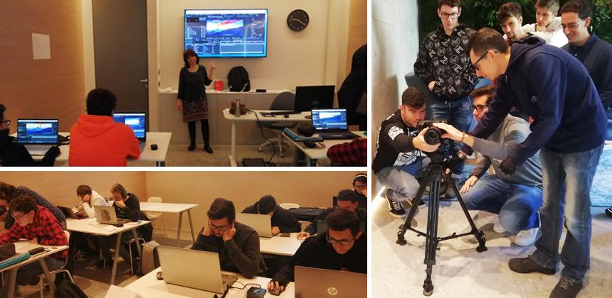 Da Scuola Futuro Lavoro  un nuovo corso di visual effects