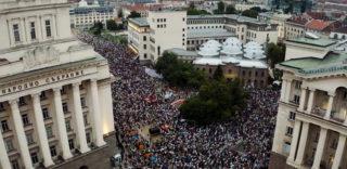 BULGARIA: COSA ACCADE IN UN PAESE  DELL'UNIONE EUROPEA