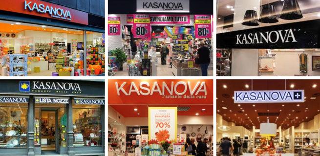 Kasanova promuove l'apertura di 100 negozi all'anno